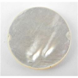 Mother of Pearl - Ancient Chinese Gaming Token.