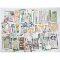 World Banknote Estate Lot.