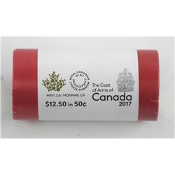 RCM Special Wrap Roll Canada 2017 50 Cent