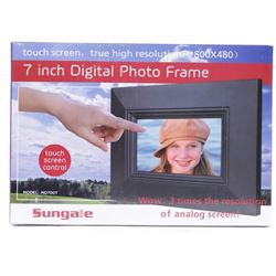 Sungale MD700T 7-Inch True Touch Screen Digital Ph