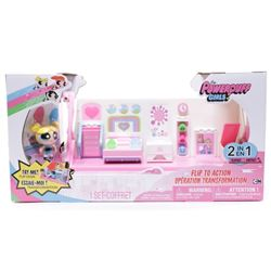 The Powerpuff Girls- 2 in 1 Flip to Action Playset