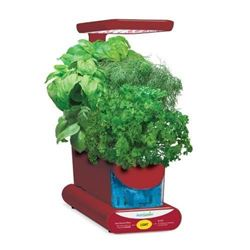 AeroGarden Sprout LED with Gourmet Herb Seed Pod K