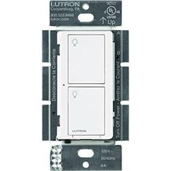 Lutron Caseta Wireless Smart Lighting Switch for A