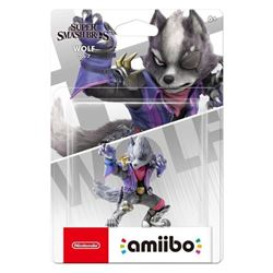 amiibo Wolf Super Smash Bros