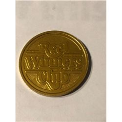 REAL WINNERS CLUB Casino Club Coin 4 Queens