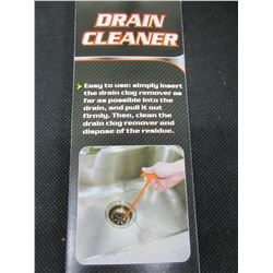 """New Drain Cleaner / Excellent for getting Hair Out of your Drains / 23"""""""