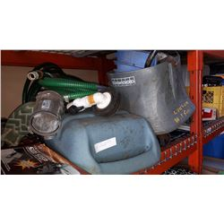 PORTABLE WATER TANK AND MOP BUCKET AND WRINGER