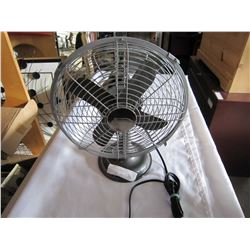 SUNBEAM METAL TABLE FAN