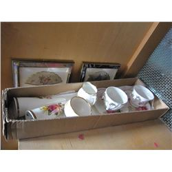 LOT OF PHOENIX BONE CHINA