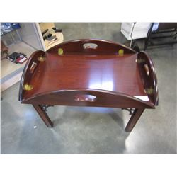 SERVING TRAY COFFEE TABLE