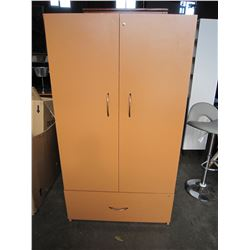 2 DOOR OFFICE WARDROBE