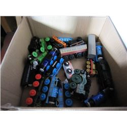 LOT OF THOMAS THE TRAIN BRIO TRAINS