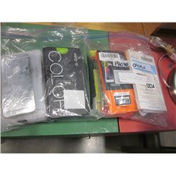 2 LARGE BAGS OF PHONE CASES MOSTLY IPHONE 6 AND UP AND SAMSUNG