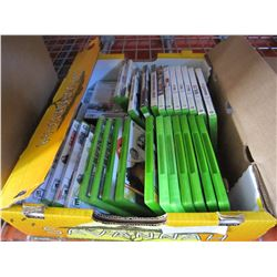 LOT OF XBOX GAMES