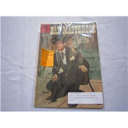 1960S COMIC BAT MASTERSON WITH GENE BARRY ORIGIANLLY 10 CENTS