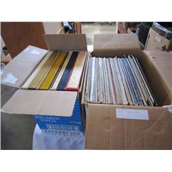 2 BOXES OF ESTATE RECORDS