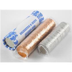 Lot (3) RCM Rolls - 1 cent, 5 cent and 10 cent