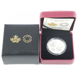 .9999 Fine Silver $10.00 Coin 'Maple Leaf' LE/C.O.A.