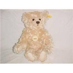 Steiff 12 in. Blond Curly Teddy Bear