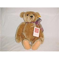 Steiff lst Teddy Bear/Strong Museum 14 in.