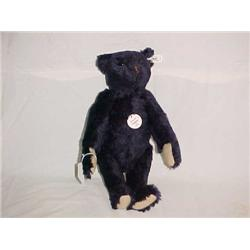 Steiff Teddy Bar Blue 13 in.