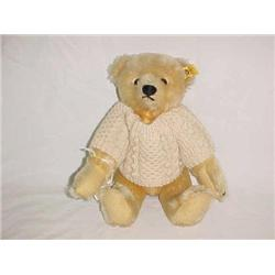 Steiff  Bear 10 1/2 in.