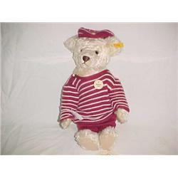 Steiff 16 in. Classic Teddy Bar