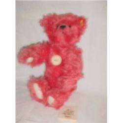 Steiff  Pink Bear 12 in.
