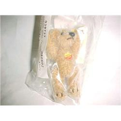 Steiff Miniature Teddy Bear  3 1/2 in.