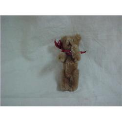 Brown Miniature Bear 3 3/4 in. Jointed