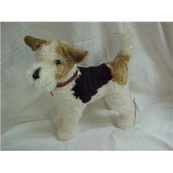 in.Foxy  in.Dog Steiff Terrier