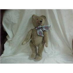 Brown Mohair Growler Bear 20 in. tall
