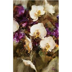 Laura Robb-Orchids