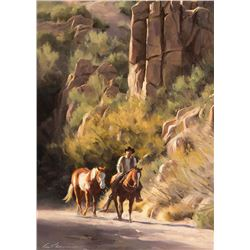 Tom Browning-Out of the Canyon