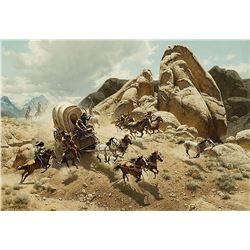 Frank McCarthy-When a Lever Action Carbine Lowered the Odds