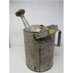 WATERING CAN (GALVANIZED)