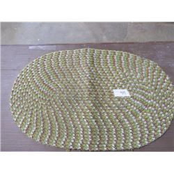"OVAL RUG (40"" L)"