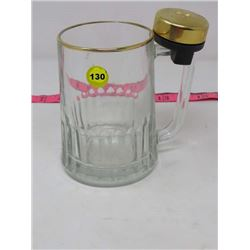 BEER GLASS (RING FOR YOUR DRINK)