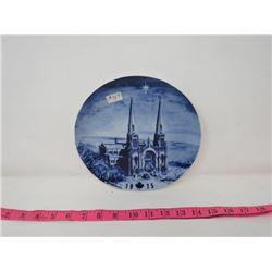 COLLECTOR PLATE (CANADA CHRISTMAS PLATE 1974) *MADE IN GERMANY*
