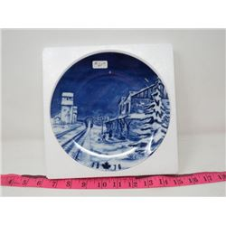 COLLECTOR PLATE (CANADA CHRISTMAS PLATE 1975) *MADE IN GERMANY*