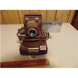 ENCYCLOPEDIA BRITANICA SLIDE PROJECTOR (BULB WORKS)