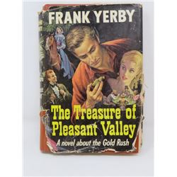 THE TREASURE OF PLEASANT VALLEY' (BY FRANK YERBY, 1955)