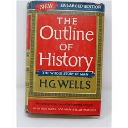 THE OUTLINE OF HISTORY' (BY H.G. WELLS 1949)