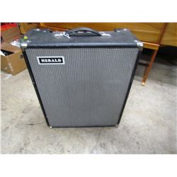 "AMP HERALD (LR19952 809) *MADE IN CANADA 20"" X 34""*"