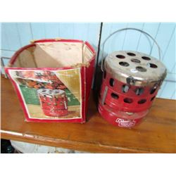 COLEMAN HEATER (ORIGINAL BOX) *MODEL 518B*
