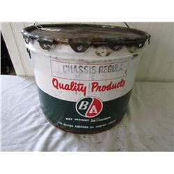 GREASE PAIL (B/A ) *25 LBS*