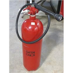 """LARGE FIRE EXTINGUISHER (APPR 28"""" H)"""