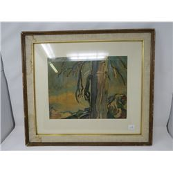 """EMILY CARR PICTURE (PRINT; 21"""" X 18"""")"""