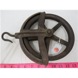 """PULLEY (8"""")"""