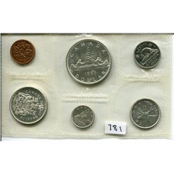 1965 CNDN PROOF SET (6 PCS)